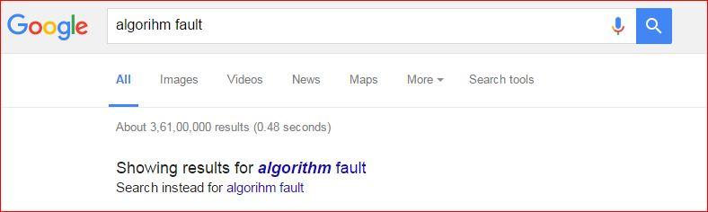google-search-algo