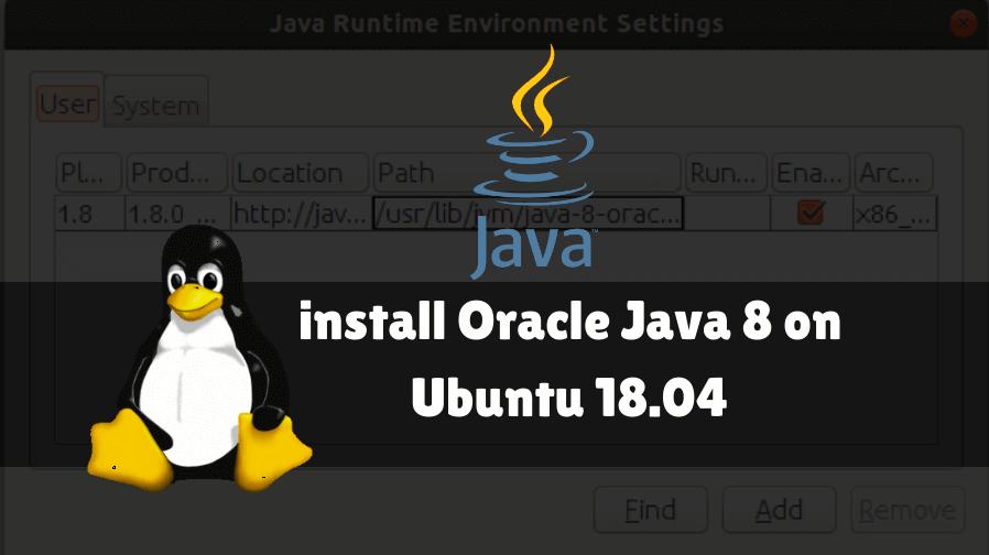 install-Oracle-Java-8